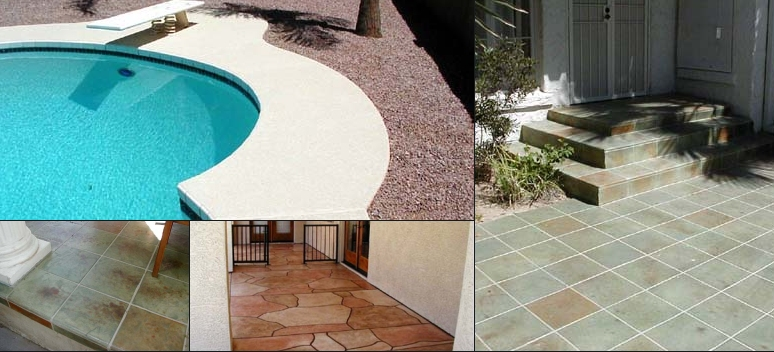 coolconcretecreations the best in custom concrete surfacing.